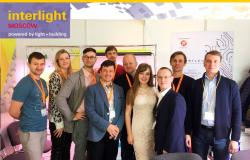 Выставка «Interlight Moscow powered by Light + Building» 2018